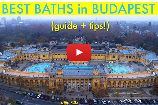 Dental Services in Hungary - Best Baths in Budapest video